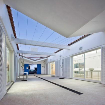 Colaborando en Martínez Lapeña-Torres<br/> Arquitectos en el proyecto de ejecución